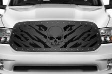 Custom Aftermarket Grille for Dodge Ram 1500 2013-2018 Steel Grill Kit NIGHTMARE