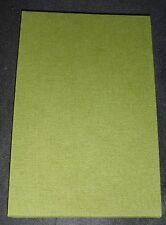 "Martha Stewart Accordion Folding Memories Book 4.25"" x 6.375"" Green Album"