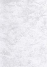 Marmorpapier A4 170g / m² 50 Blatt grau