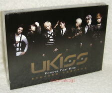 U-Kiss Forever First Kiss Taiwan 2-CD+DVD Without You