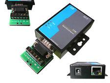 Serveur TCP/IP pour port série COM RS422 ET RS485 - Ethernet 10/100