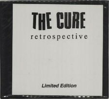 THE CURE Retrospective 13 track US Dj Cd 1996