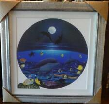 """""""MOONLIGHT CELEBRATION"""" by Robert WYLAND, LIMITED EDITION GICLEE ON CANVAS! MINT"""