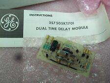 New Ge Dual Time Delay Module Board 3S7505Kt701A3 , 3S7505Kt701