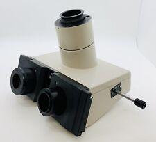 Trinocular Head For Olympus Bh2 Bh Series Microscope