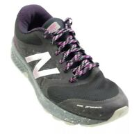 New Balance FuelCore Nitrel Womens Size 8.5 Trail Running Shoes WTNTRCB1 Black