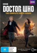 Doctor Who : Series 9 (DVD, 2016, 7-Disc Set)