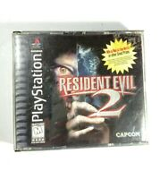 Resident Evil 2: Dual Shock (Sony PlayStation 1, 1998)
