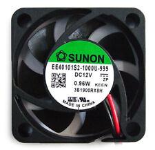 Sunon Axiallüfter 40x40x10mm EE40101S2-1000U-999 DC12V 0.96 W   23 dBA