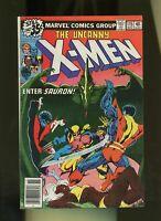 Uncanny X-Men #115, FN+ 6.5, Wolverine, Sauron Returns