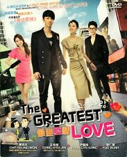 The Greatest Love Korean Drama TV Excellent English Subtitle NTSC ALL Region DVD