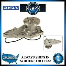 For 2009-2014 TSX 2008-2012 Accord 2010-2011 CR-V 2.4L K24 Aisin Water Pump New