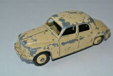 Dinky Toys 156 Rover 75, P4, cremefarben, 1:43, ohne OVP, Vintage