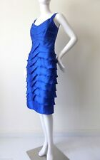 TABLE EIGHT Sleeveless Ruffle Sheath  Dress Size 6 - 8  US 2 - 4   rrp $299.00