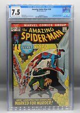 CGC 7.5 Marvel Comics AMAZING SPIDER MAN #108 Sha Shan STAN LEE John Romita MCU