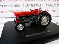 TR44W Tracteur 1/43 universal Hobbies MASSEY FERGUSON 825 1963