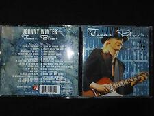 2 CD JOHNNY WINTER / TEXAS BLUES /