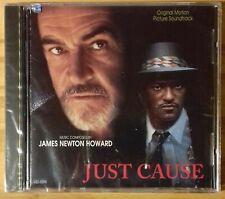 James Newton Howard: Just cause Soundtrack VS CD
