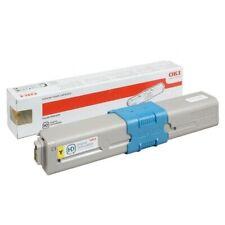 Toner laser OKI 44469722 origine - Jaune