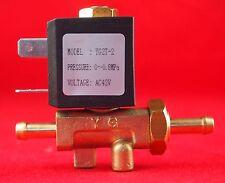 42VAC Gas Flow Solenoid Gas/Air flow solenoid valve 42V Bobthewelder OZZY Seller