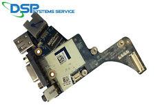 Genuine Dell Latitude E6420 USB/VGA/Audio/LAN daughtboard X8R3Y / LA-6591P CYXNG