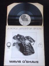 Wavis O'Shave (The Tube TV Show) - Anna Ford's Bum Vinyl LP Anti-Pop AP2 (1979)