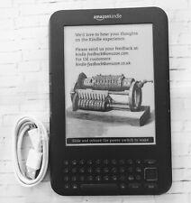 Amazon Kindle Keyboard (3rd Generation) WiFi, D00901, eReader - Can't Register