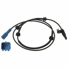 Front Abs Sensor Inc Mounting Bolt Fits Peugeot 407 508 Citroen C5 C6 Febi 46261
