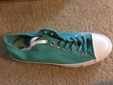 CONVERSE CT All Star Canvas Unisex Low-Top Casual Sneaker Shoes Size 12 W 10 M