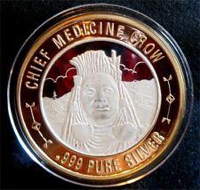 """Native American Series / """"Chief Medicine Crow"""" / Colorado Generic"""