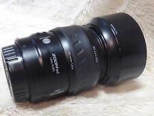 Minolta AF 80-200mm Camera Lens, AF Zoom 80-200mm 1:4.5(22) - 5.6, alpha sony