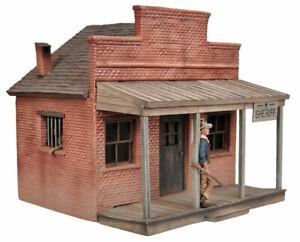 BlackHawk: FW0502, The West, Black Hawk City, Sheriff's Office