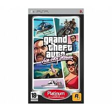 Sony PSP Grand Theft Auto Vice City Stories VideoGames