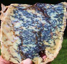AUSTRALIA DENDRITIC OPAL, 250 gram,Gemstone,Jasper, Rock,Slab,Cabbing,lapidary