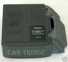 Cartridge Magazine For Toyota Avalon Panasonic 12 Disc Cd Changer 86273-07010