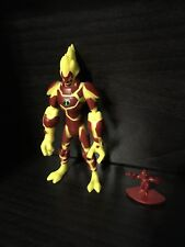 Ultra rare Ben 10 Omniverse  Action Figure - Heatblast - In mint condition
