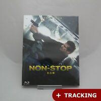 Non-Stop - Blu-ray (2017) w/ Slipcover