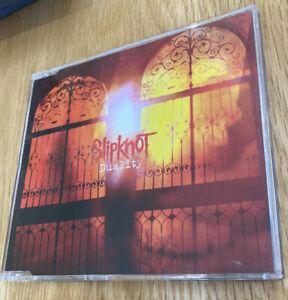 NEW - Rare Slipknot - Duality CD Single (2004,Enh,Import) Corey