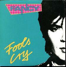 FANCY - FOOLS CRY - CARDBOARD SLEEVE CD MAXI