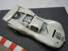 Rar: Chapparal 2d en Plafit Excel metal chasis scaleracer 1:24