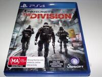Tom Clancy's The Division Sony PS4 PAL *Complete*