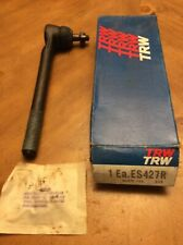 TRW ES 427 R Steering Tie Rod End GTO Malibu Regal ElCamino Seville 73-81
