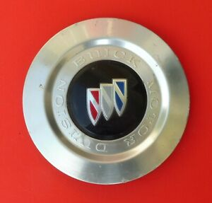 One 1991-1996 BUICK REGAL OEM Wheel Hub Center Cap 10180853