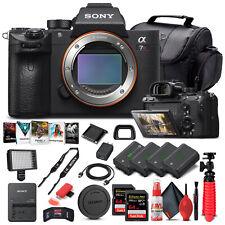 Sony Alpha a7R III Mirrorless Camera Body Only ILCE7RM3/B - Pro Bundle
