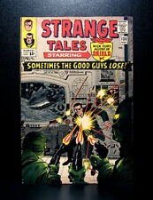 COMICS: Marvel: Strange Tales #138 (1965), 1st Eternity app - RARE (nick fury)