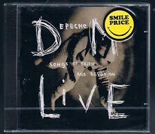 DEPECHE MODE SONGS OF FAITH AND DEVOTION LIVE CD F.C. SIGILLATO!!!