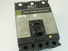 Square D FCP34020 3p 20a 480v Used Circuit Breakr 1-yr Warranty