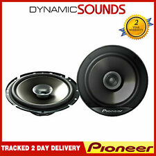 "Pioneer 600 Watts 6.3/4"" Inch 17 cm 2-Way Coax Car Front Rear Door Dash Speakers"