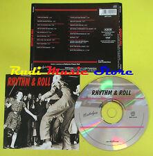 CD RHYTHM & ROLL compilation 98 FIVE BLAZES CLARENCE SAMUELS (C3) no mc lp
