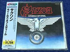 Saxon - Wheels of Steel - Japan Import - TOCP-3418